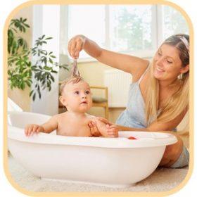 Fürdetés és ápolás