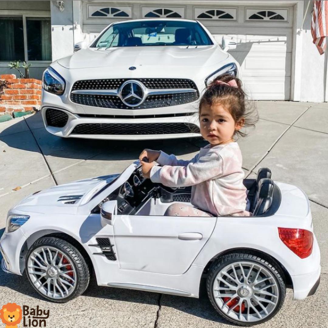Élethű elektromos járművek gyerekeknek