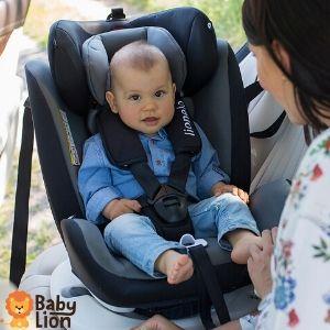 Lionelo Bastiaan Isofixes forgatható gyermekülés