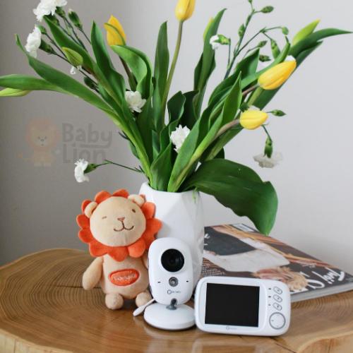Válasszon vezeték nélküli baby monitort!