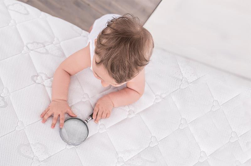 Védjük a matracot gumis matracvédővel!